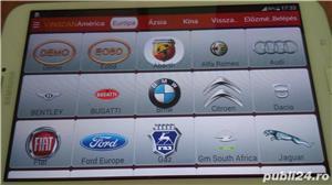 Launch X31 Pro diagnoza auto multimarca - imagine 3