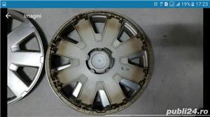 Capace roti originale Ford R15 - imagine 2