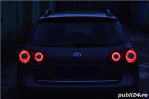 Modificare tip skyline ptr stopuri portbagaj VW Passat B6 (cu leduri) - imagine 6