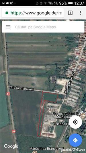 1 ha. in Brancoveni/Olt, langa Agroind Slatina - imagine 4