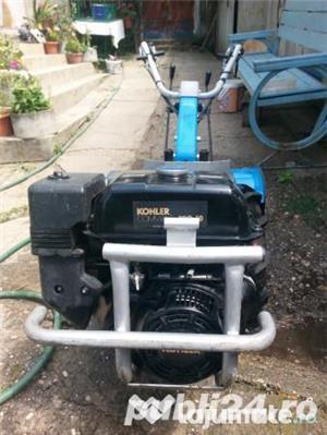motococultor/cositoare  bertolini - imagine 1