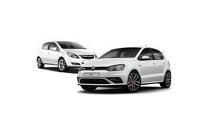 Inchirieri auto clasa compact - imagine 1