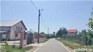 Teren intravilan Gruiu, Snagov, 1980mp, acces Autostrada Bucuresti-Ploiesti - imagine 6