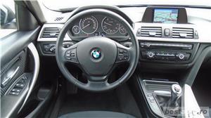 BMW 318d   Touring   2.0d   MT6   16″   Navi   Senzori parcare   Radio CD   Tempomat   AC   2014 - imagine 8