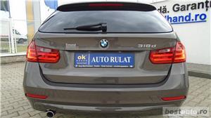 BMW 318d   Touring   2.0d   MT6   16″   Navi   Senzori parcare   Radio CD   Tempomat   AC   2014 - imagine 14