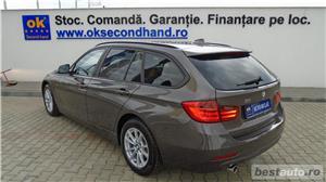 BMW 318d   Touring   2.0d   MT6   16″   Navi   Senzori parcare   Radio CD   Tempomat   AC   2014 - imagine 4