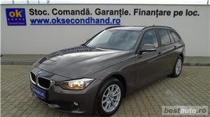 BMW 318d   Touring   2.0d   MT6   16″   Navi   Senzori parcare   Radio CD   Tempomat   AC   2014 - imagine 2