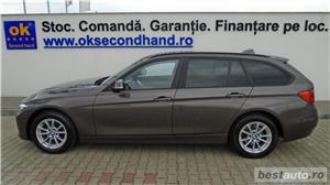 BMW 318d   Touring   2.0d   MT6   16″   Navi   Senzori parcare   Radio CD   Tempomat   AC   2014 - imagine 1
