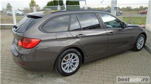 BMW 318d   Touring   2.0d   MT6   16″   Navi   Senzori parcare   Radio CD   Tempomat   AC   2014 - imagine 3