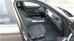 BMW 318d   Touring   2.0d   MT6   16″   Navi   Senzori parcare   Radio CD   Tempomat   AC   2014 - imagine 6