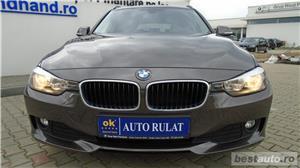 BMW 318d   Touring   2.0d   MT6   16″   Navi   Senzori parcare   Radio CD   Tempomat   AC   2014 - imagine 13