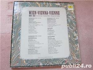 Vinil rar Vienna Chamber Music - Quartet -1972 , 3xLP(noi) - imagine 2