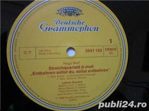 Vinil rar Vienna Chamber Music - Quartet -1972 , 3xLP(noi) - imagine 7