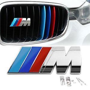 Emblema grila BMW M Power - imagine 1