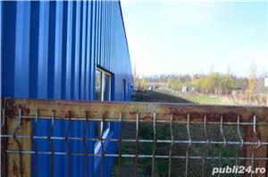 Depozit, hala productie si teren la Bucovat, langa fostul Felvio - imagine 2