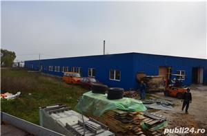 Depozit, hala productie si teren la Bucovat, langa fostul Felvio - imagine 4