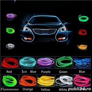 Promotie Fir electroluminescent neon flexibil EL Wire 8lei/m - imagine 7