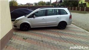 Opel Zafira B - imagine 4