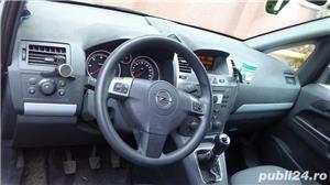 Opel Zafira B - imagine 5