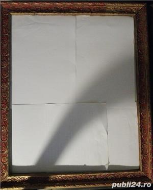 Rama tablou,lungime 41 cm,latime 34,5 cm - imagine 1