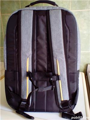 "Rucsac laptop American Tourister City Drift by Samsonite 15.6"" (nou) - imagine 4"