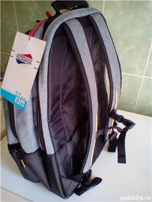 "Rucsac laptop American Tourister City Drift by Samsonite 15.6"" (nou) - imagine 6"