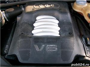 dezmembrez audi a4 - a6 motor 1900 tdi 2,4 v6 1800 5v  - imagine 7