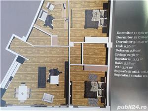 Vand apartament 4 camere - imagine 5