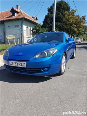 Hyundai Coupe / GPL / taxa platita - imagine 1