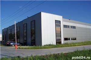 Vand hala premium climatizata 1460mp Magurele Centura Bucuresti in Magurele Industrial Park - imagine 1