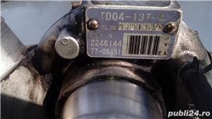 Turbina bmw 525tds - imagine 2