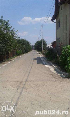 TEREN INTRAVILAN 1250M Dobreni 2 km comuna Berceni  10 KM BUCURESTI - imagine 2