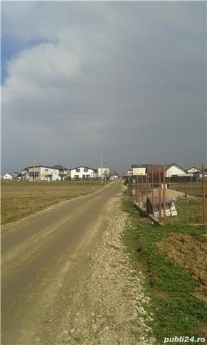 VAND 2 LOTURI A 1250 M DOBRENI 2km comuna Berceni 10 KM BUCURESTI - imagine 5
