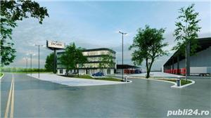 Spatiu industrial de inchiriat 1360 m2 - 4 Eur/ m2 - imagine 5