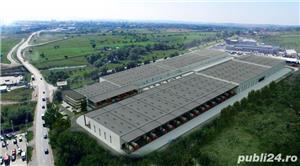 Spatiu industrial de inchiriat 1360 m2 - 4 Eur/ m2 - imagine 6