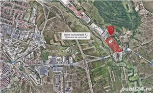Spatiu industrial de inchiriat 1360 m2 - 4 Eur/ m2 - imagine 7