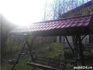 Casa si teren zona Slanic Prahova  - imagine 10