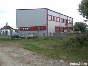 Vand cladire  pt birouri / depozit / productie Copacelu - imagine 2