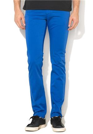 Pantaloni Versace Jeans marimea 32 albastri - imagine 1