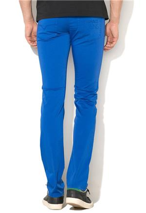 Pantaloni Versace Jeans marimea 32 albastri - imagine 2