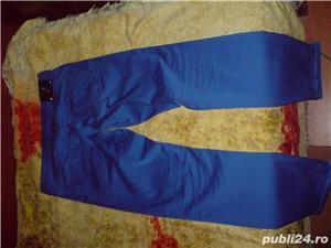 Pantaloni Versace Jeans marimea 32 albastri - imagine 5