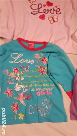 Bluze fetite 3-5 ani - imagine 1