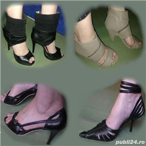 Sandale moderne, superbe , modele deosebite aduse din UK , mas. 38-39-40 - imagine 1