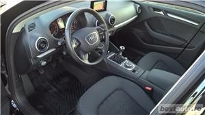 Audi A3 Limuzina clean diesel EURO6 NAVI Xenon LED 09.2015 - imagine 8