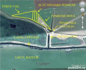 Teren Delta Dunarii pentru Turism - imagine 1