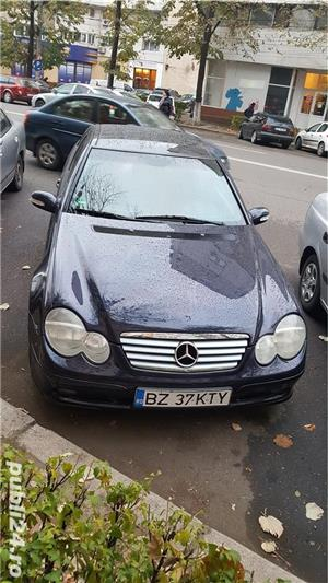 Mercedes-benz C 200 - imagine 8