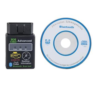 Interfata diagnoza ELM 327 HH OBD v2.1 Advanced Bluetooth - imagine 5