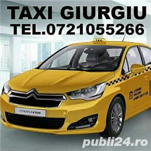 Dov Taxi Giurgiu Tel. 0721055266 - imagine 1