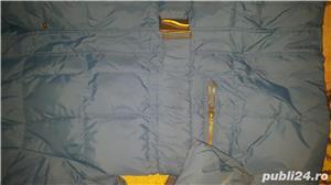Geaca albastra Tex XL - imagine 1