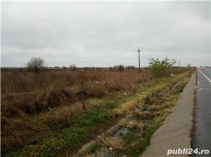Vanzare Teren Stradal ideal Benzinarie - DN5 Bucuresti - Giurgiu km 45 - Baneasa  - imagine 8